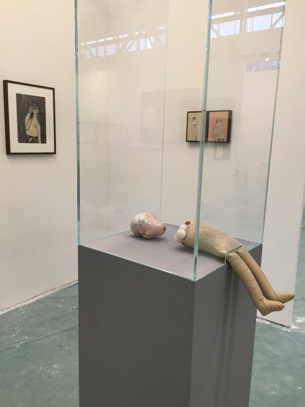 scultura solo show.JPG