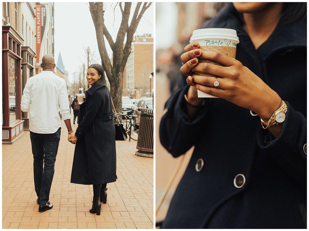 Barbarah Perttula Photography: Washington, DC Engagement Session