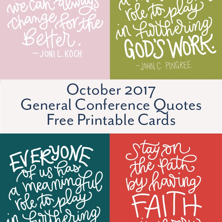General Conference October 60 Favourite Quotes Pedaller Designs Enchanting General Quotes