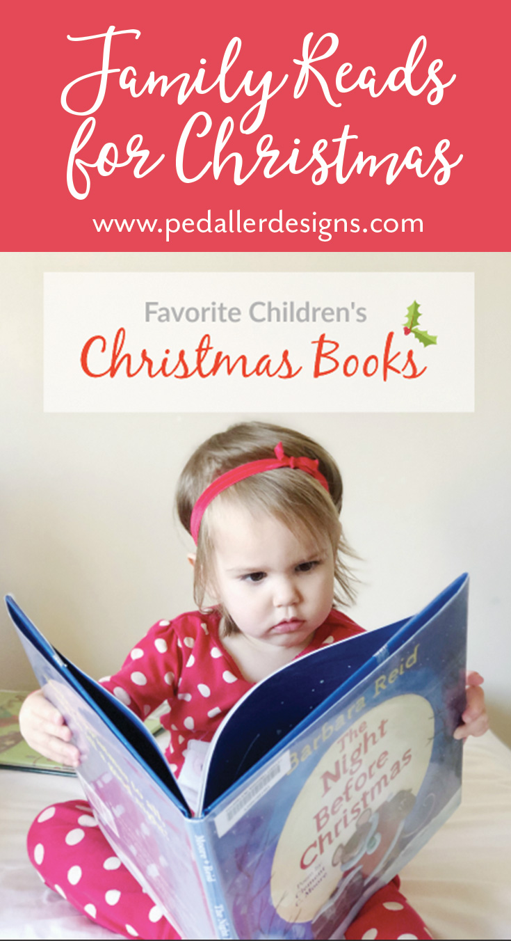 Get a complete list of great books to read with your toddlers and preschoolers for christmas. I perfect family activity to make the holiday season special!