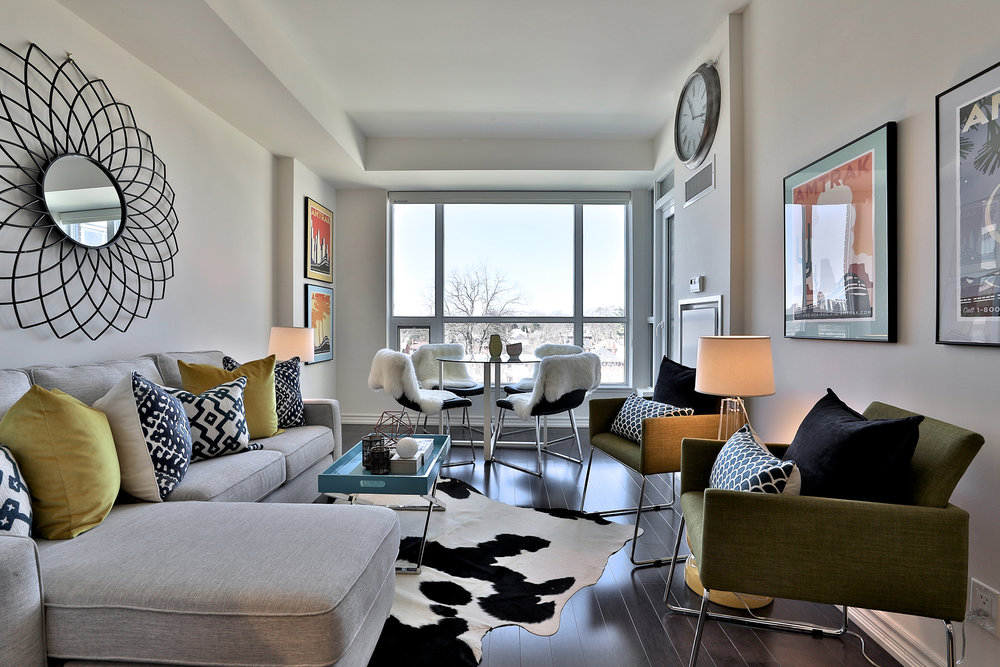 Slavens Real Estate 23 Glebe Road #405 Condo Living Room.jpg