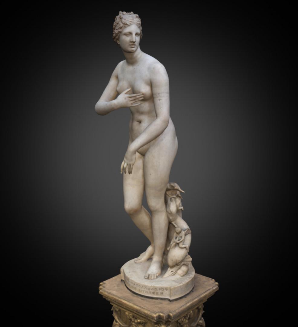 Venus - Inv. #: 224 / Man. #: 45 / Material: Marble