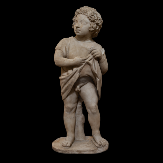 Child with Fruit / n. 166