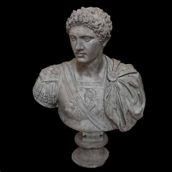 Male Bust / n. 345
