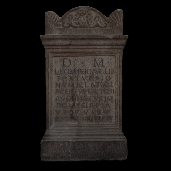 Funerary Altar / n. 943
