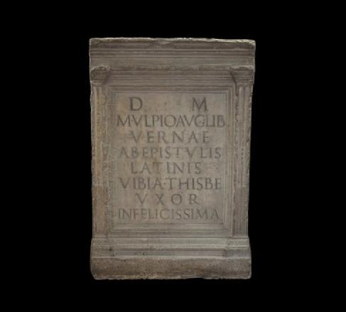 Funerary Altar / n. 946