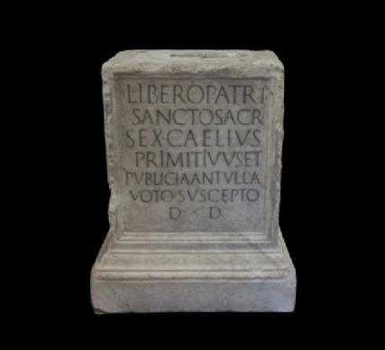 Funerary Altar / n. 953