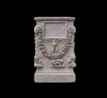 Funerary Altar / n. 956