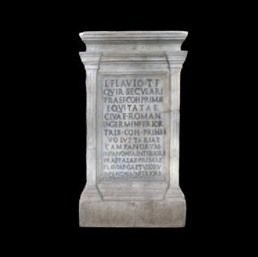 Funerary Altar / n. 958