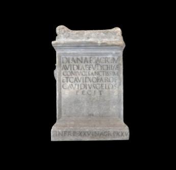 Funerary Altar / n. 960
