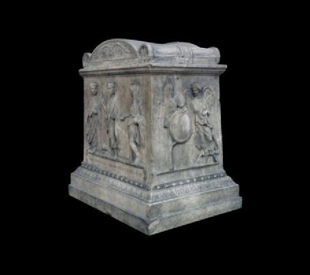 Vicomagistri Altar / n. 972