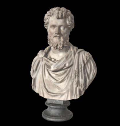 Septimius Severus / n. 207