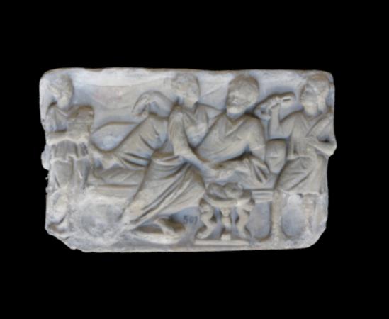 Funerary Urn / n. 501