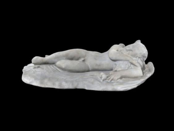 Sleeping Cupid / n. 169