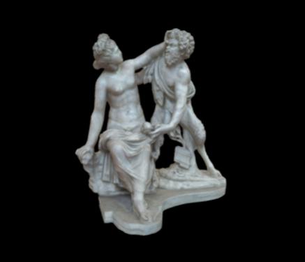 Pan and Hermaphrodite / n. 309