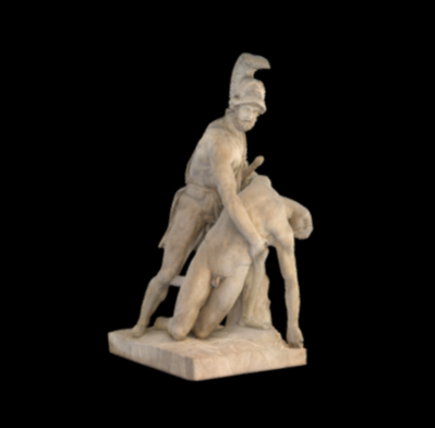 Menelaus and Patroclus / n. 601
