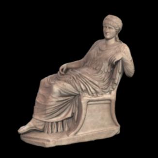 Seated Woman / n. 171