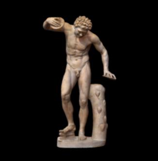 Dancing Satyr / n. 220