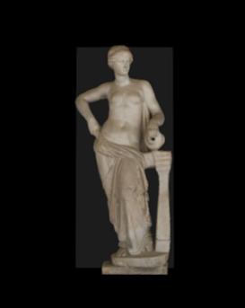 Nymph with Jug / 1911 n. 600