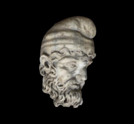Barbarian Head / n. 412