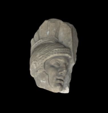 Praetorian Head / n. 418