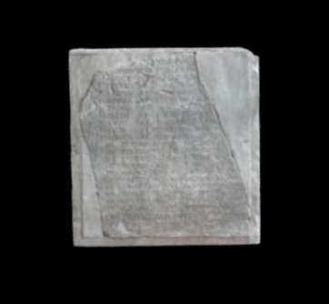 Fragment of a Eulogy / n. 661