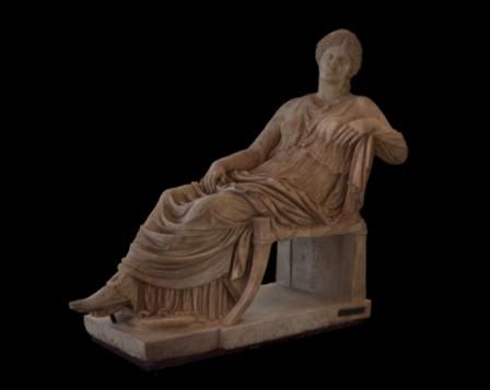 Seated Woman / n. 196