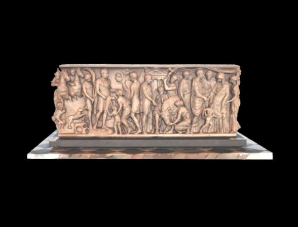 Biographical Sarcophagus / n. 82