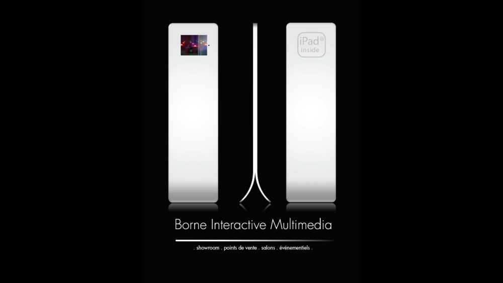 Borne iPad