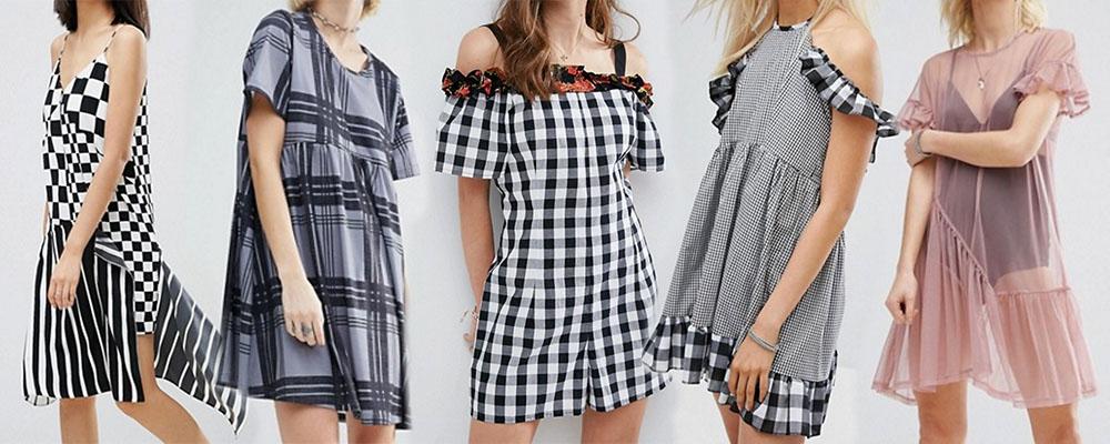 rubbersouled dresses for non-feminine edgy girls
