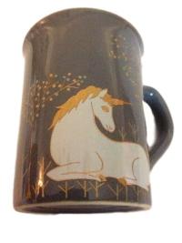 Vintage Otagiri Unicorn Mug