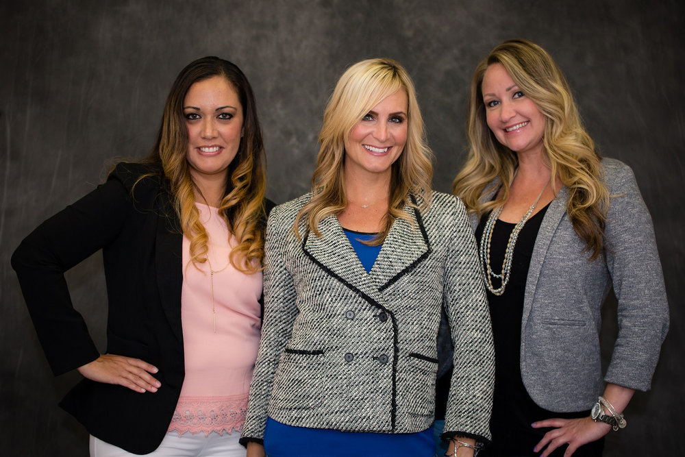 Michele Schatz - Mortgage Processor    Kiley Engler - Transaction Manager    Daniela Buffington - Mortgage Processor