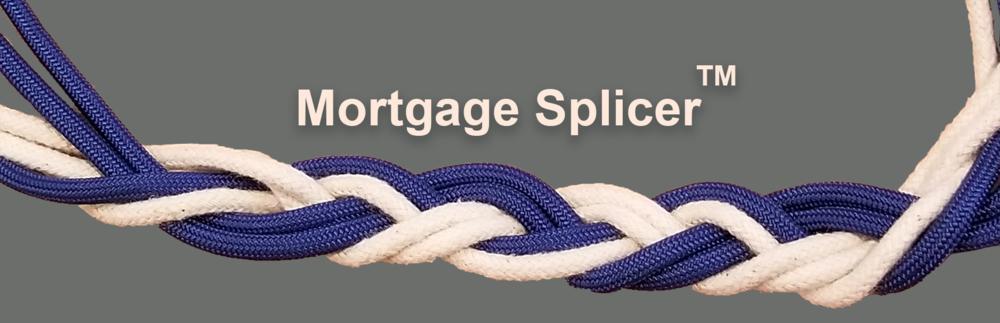 Mortgage Splicer - Raymond Bramzel / Read more here.