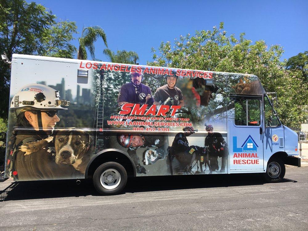 Stella Croxon Home Loans San Fernando Valley SMART truck.jpg