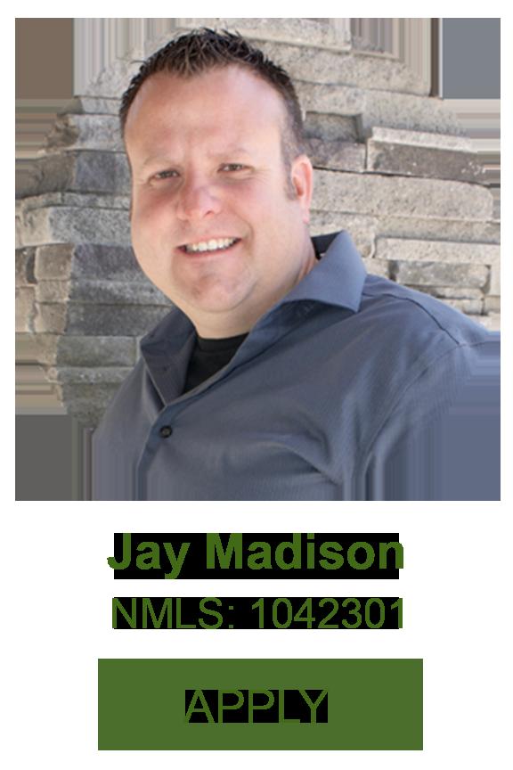 Jay Madison Sr Loan Officer Home Loans Nampa Idaho Geneva Financial LLC.png