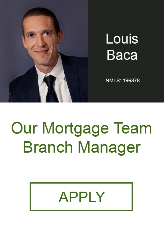 Louis Baca NMLS 196378 Our Mortgage Team Branch Manager Senior Loan Officer Home Loans with Geneva Financial LLC and Our Mortgage Team.png