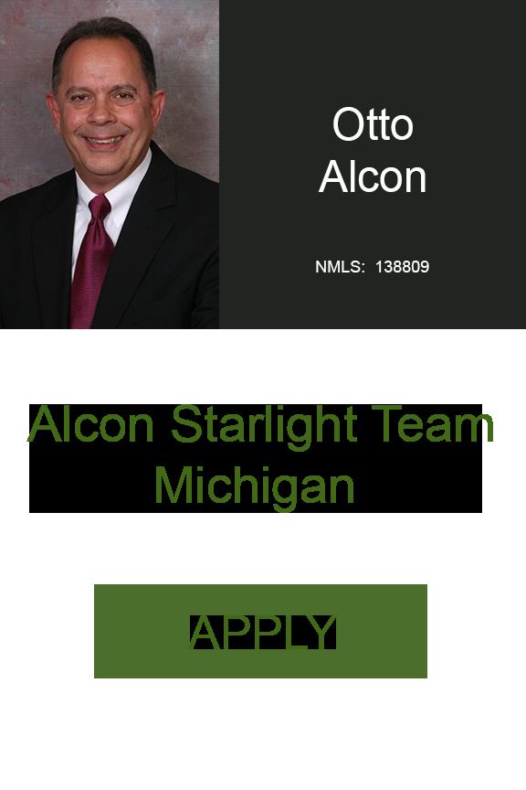 Otto Alcon - Alcon Starlight Team Michigan Home Loans Geneva Financial LLC.png