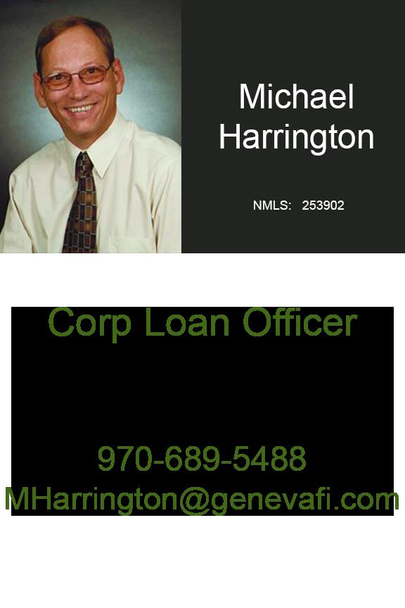 Michael Harrington Geneva Financial LLC Corporate Loan Officer .png