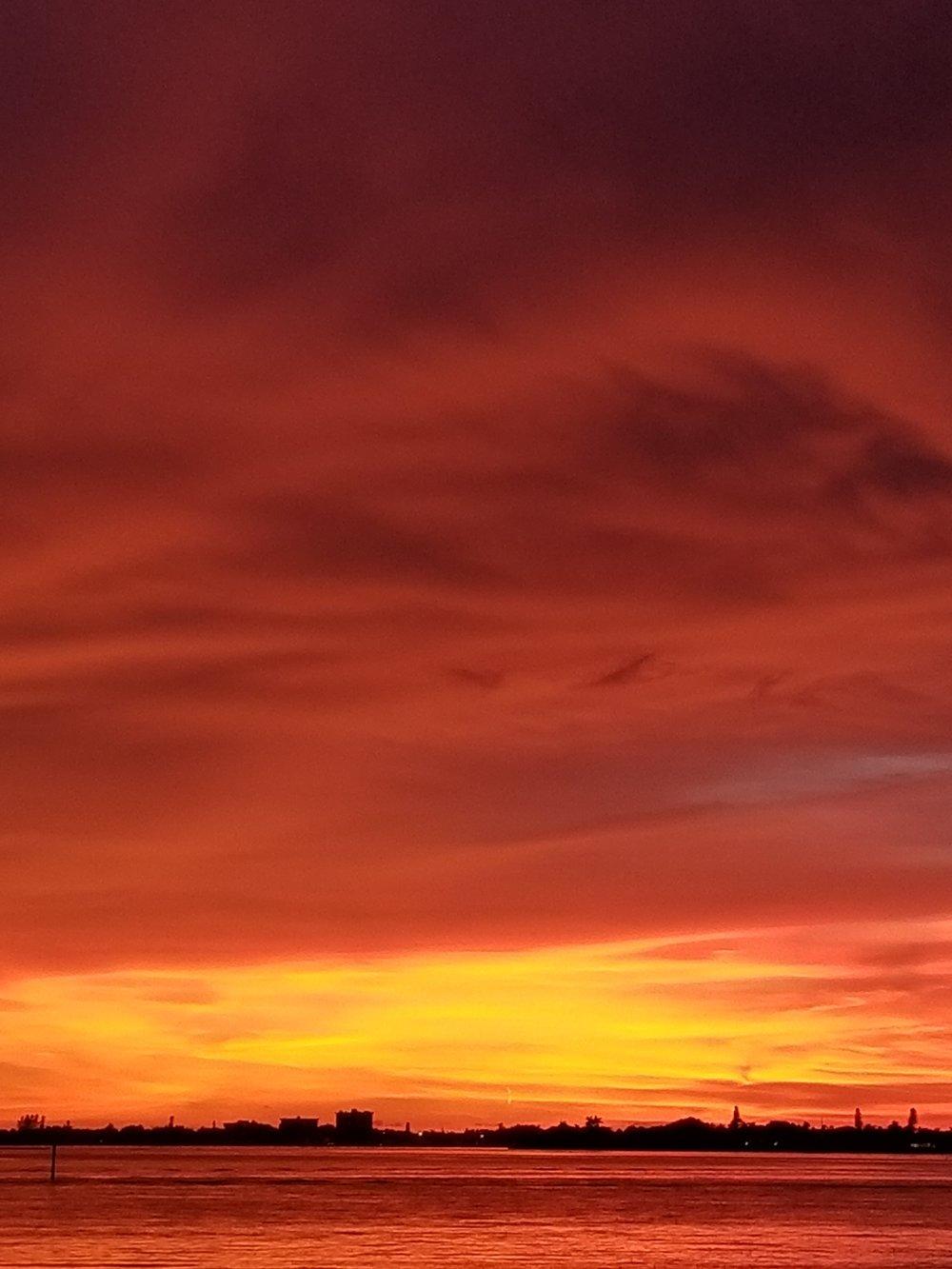sunset Sarasota with Suncoast Paradise Team Geneva Fi.jpg