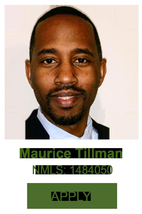 Maurice Tillman South Carolina Home Loans .png