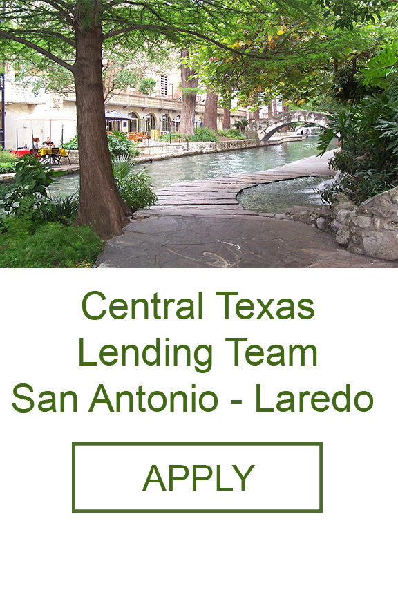 Central Texas Lending  San Antonio  and Laredo Home Loans with Branch Manager Luis Guajardo and Geneva Financial LLC Sr Loan Officer .png