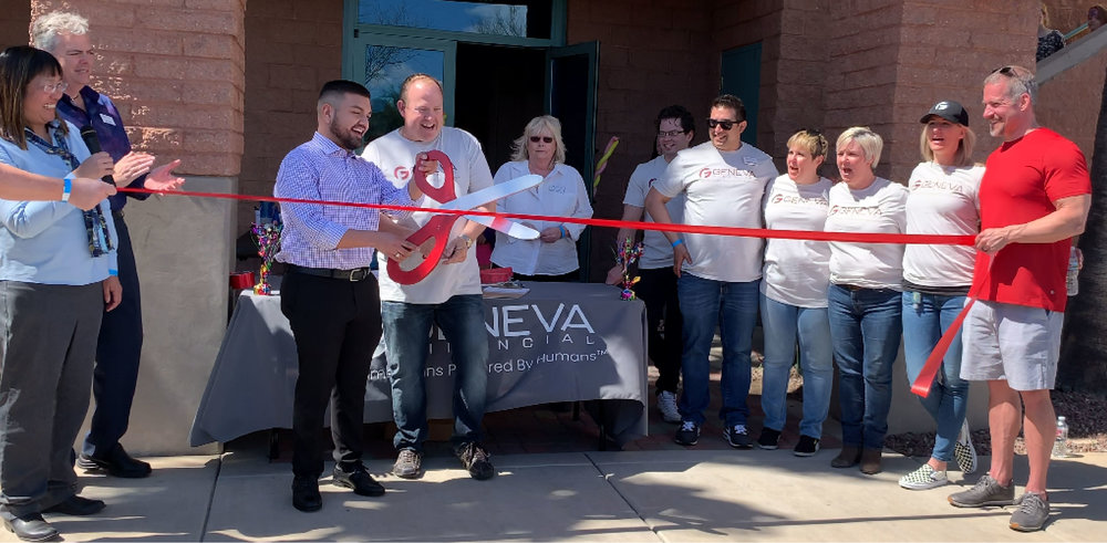 Geneva Financial now operates in 43 states and recently opened a Tucson, AZ branch
