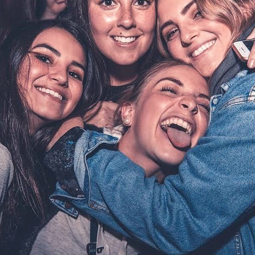 Smiles around fam. One more sleep ⚠️ #freeentry #afterworkdrinks