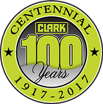 Clark Material Handling 100 Year Anniversary. Forklifts in Minnesota.