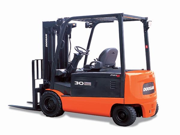 4,500 - 7,000 lb. Electric