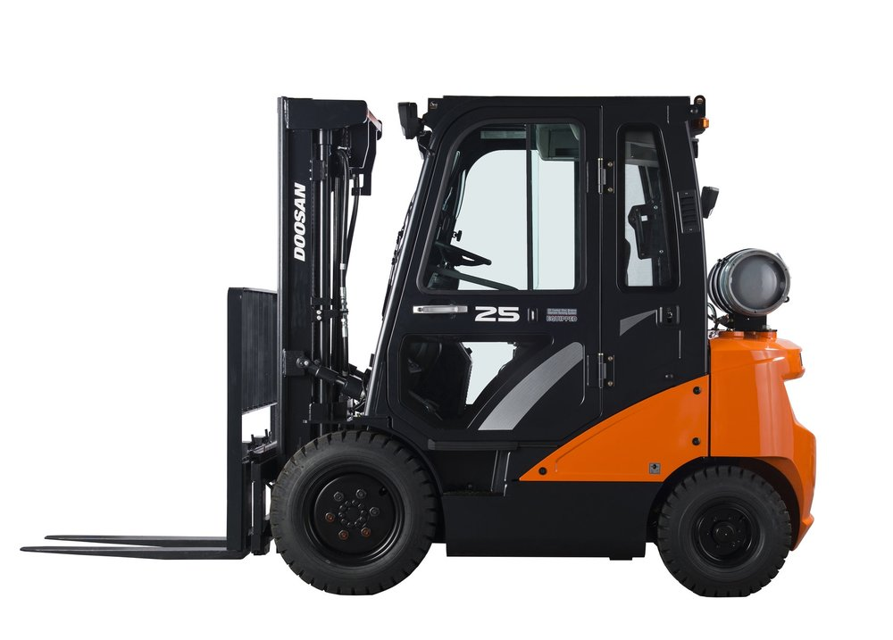 LP - 3,000 - 6,500 lb.