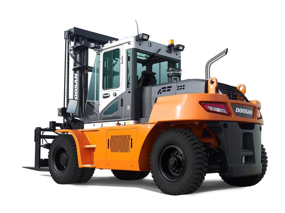 Diesel - 40,000 - 55,000 lb.
