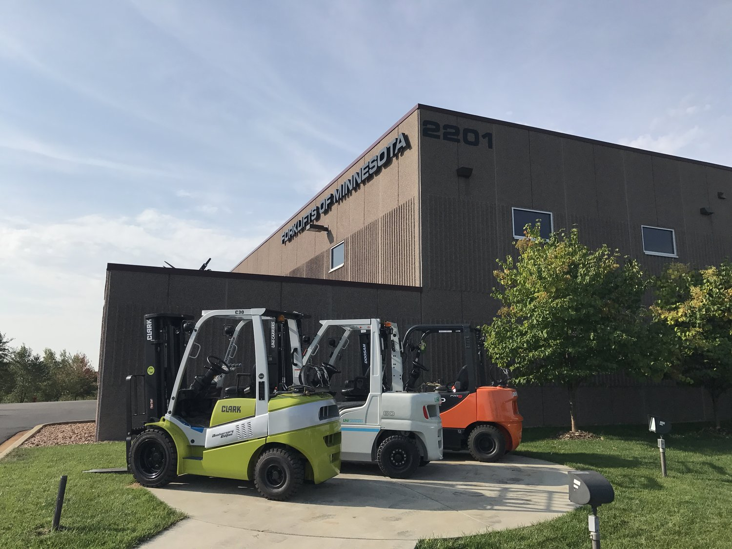 Forklifts of Minnesota, Inc