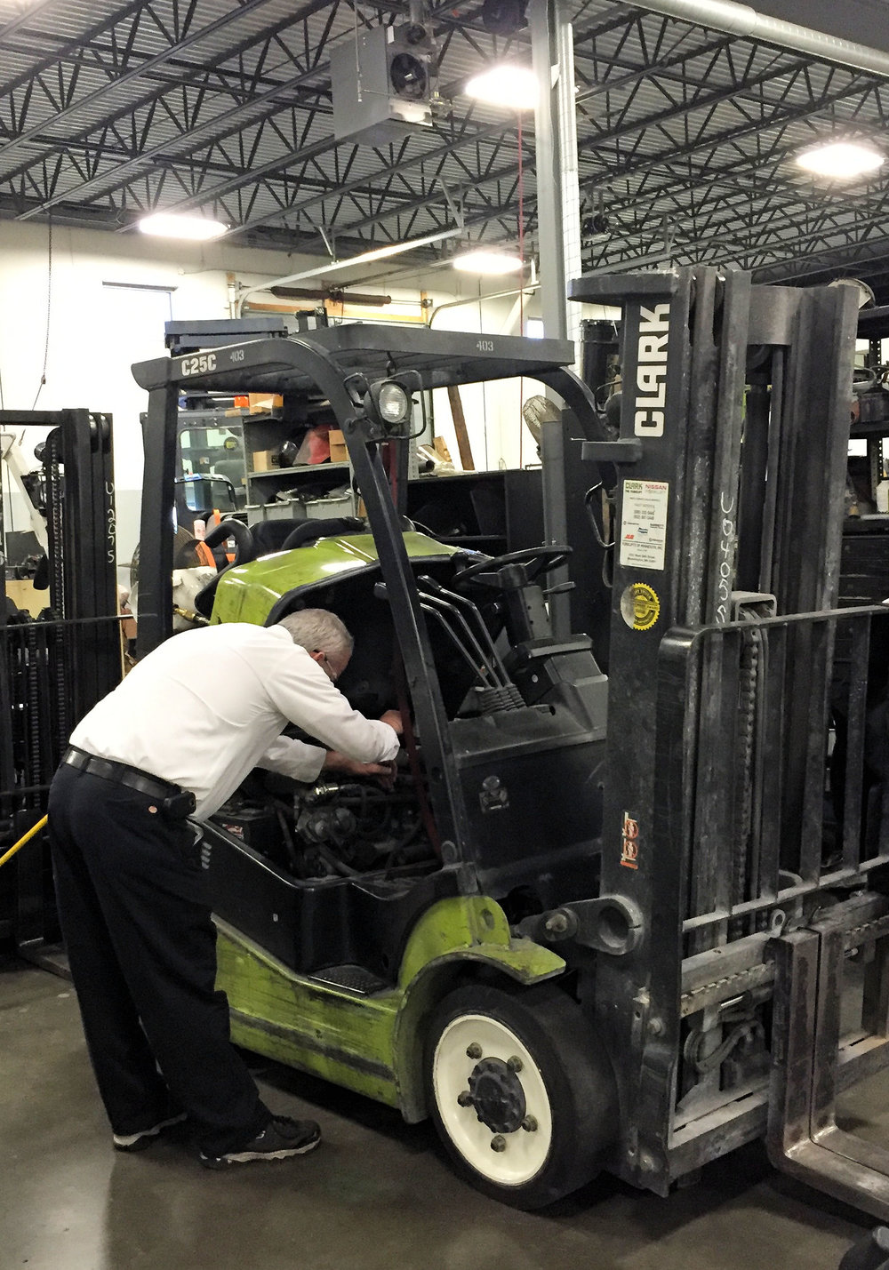 Forklift emission testing fall service special forklifts of forklift emission testing fall service special forklifts of minnesota inc 1betcityfo Choice Image