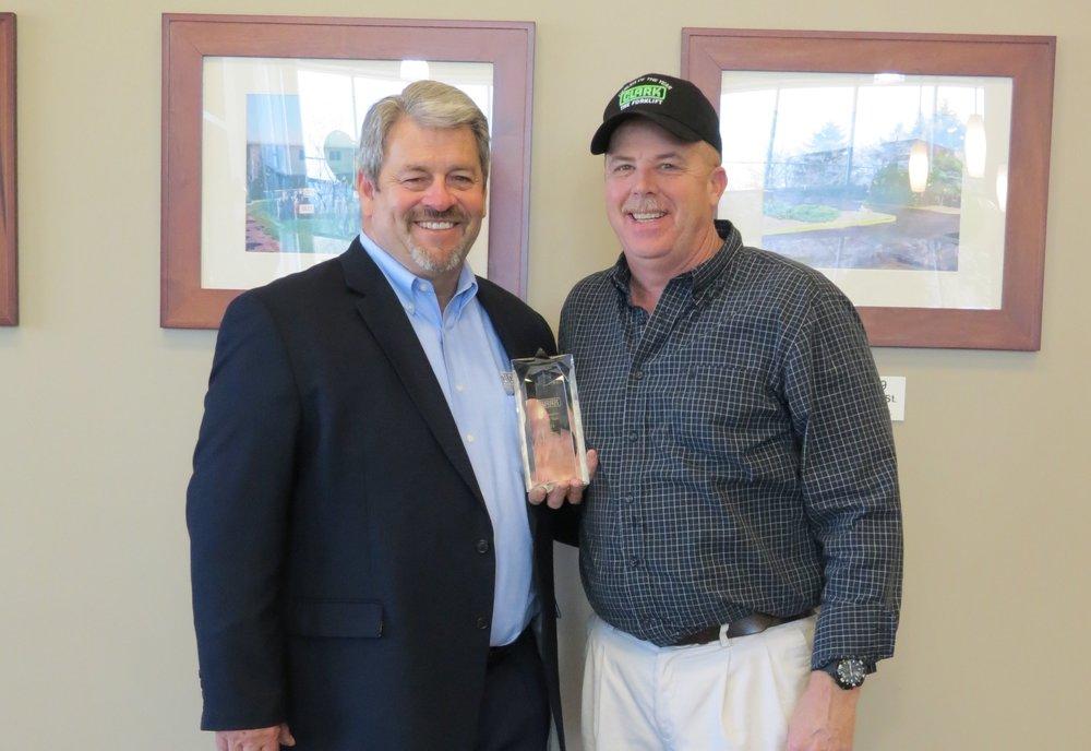Mike R.  - Clark Award.JPG